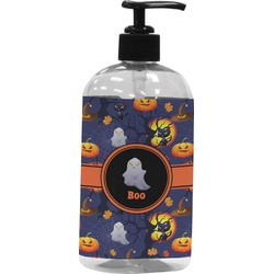 Halloween Night Plastic Soap / Lotion Dispenser (Personalized)