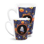 Halloween Night Latte Mug (Personalized)