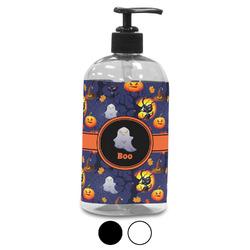 Halloween Night Plastic Soap / Lotion Dispenser (Personalized)
