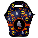 Halloween Night Lunch Bag w/ Name or Text