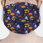 Halloween Night Face Mask Cover (Personalized)