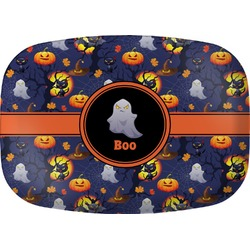 Halloween Night Melamine Platter (Personalized)