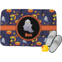 Halloween Night Memory Foam Bath Mat (Personalized)