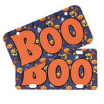 Halloween Night Mini/Bicycle License Plates (Personalized)
