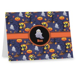 Halloween Night Note cards (Personalized)