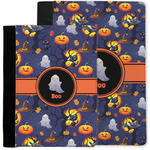 Halloween Night Notebook Padfolio w/ Name or Text