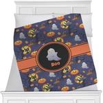 Halloween Night Minky Blanket (Personalized)