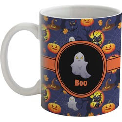 Halloween Night Coffee Mug (Personalized)