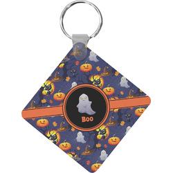 Halloween Night Diamond Key Chain (Personalized)