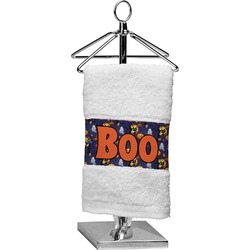 Halloween Night Finger Tip Towel (Personalized)