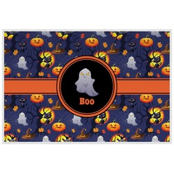 Halloween Night Placemat (Laminated) (Personalized)