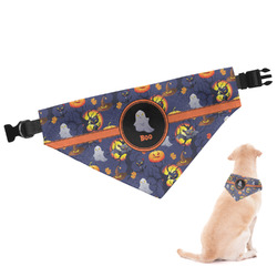 Halloween Night Dog Bandana (Personalized)