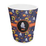 Halloween Night Plastic Tumbler 6oz (Personalized)