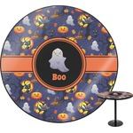 Halloween Night Round Table (Personalized)