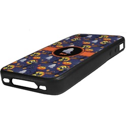 Halloween Night Rubber iPhone Case 4/4S (Personalized)