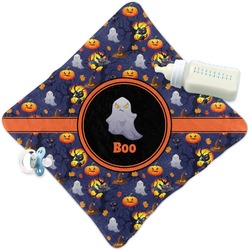 Halloween Night Security Blanket (Personalized)