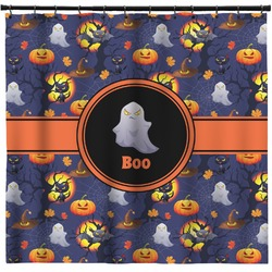 Halloween Night Shower Curtain (Personalized)