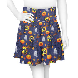 Halloween Night Skater Skirt (Personalized)