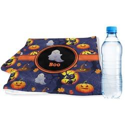 Halloween Night Sports & Fitness Towel (Personalized)