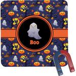 Halloween Night Square Fridge Magnet (Personalized)