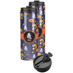 Halloween Night Stainless Steel Skinny Tumbler (Personalized)