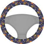 Halloween Night Steering Wheel Cover (Personalized)