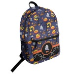 Halloween Night Student Backpack (Personalized)