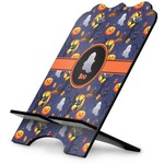 Halloween Night Stylized Tablet Stand (Personalized)