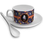 Halloween Night Tea Cups (Personalized)