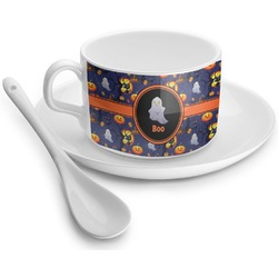 Halloween Night Tea Cups (Personalized)