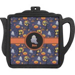 Halloween Night Teapot Trivet (Personalized)