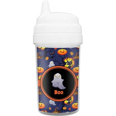 Halloween Night Sippy Cup (Personalized)