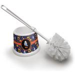Halloween Night Toilet Brush (Personalized)