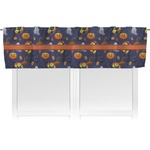 Halloween Night Valance (Personalized)