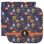 Halloween Night Facecloth / Wash Cloth (Personalized)