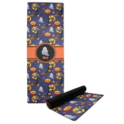 Halloween Night Yoga Mat (Personalized)