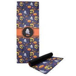 Halloween Night Yoga Mat (Personalized)