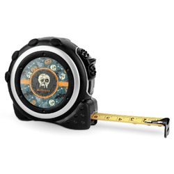 Vintage / Grunge Halloween Tape Measure - 16 Ft (Personalized)