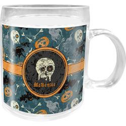Vintage / Grunge Halloween Acrylic Kids Mug (Personalized)