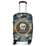 Vintage / Grunge Halloween Suitcase (Personalized)