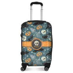 Vintage / Grunge Halloween Suitcase (Personalized)