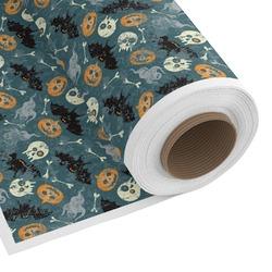 Vintage / Grunge Halloween Custom Fabric - Spun Polyester Poplin (Personalized)