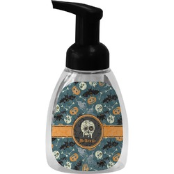 Vintage / Grunge Halloween Foam Soap Dispenser (Personalized)