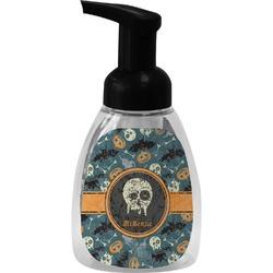 Vintage / Grunge Halloween Foam Soap Dispenser (Personalized)