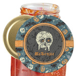 Vintage / Grunge Halloween Jar Opener (Personalized)