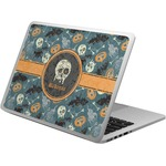 Vintage / Grunge Halloween Laptop Skin - Custom Sized (Personalized)