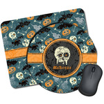 Vintage / Grunge Halloween Mouse Pads (Personalized)