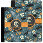Vintage / Grunge Halloween Notebook Padfolio w/ Name or Text
