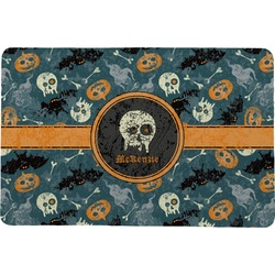 Vintage / Grunge Halloween Comfort Mat (Personalized)