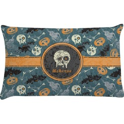 Vintage / Grunge Halloween Pillow Case (Personalized)